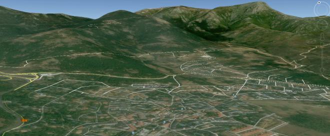 Puerto de montaña